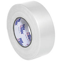 Tape Logic; Duct Tape, 10 Mil, 2 inch; x 60 Yd., White, Case Of 3