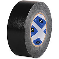 Sparco General-purpose Duct Tape - 2 inch; Width x 60 ft Length - Easy Tear - 1 Roll - Black