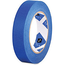 Sparco Multisurface Painter's Tape - 1 inch; Width x 60 ft Length - Smooth - 2 / Pack - Blue