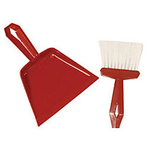 S.M. Arnold Dust Pan And Whisk Broom Set