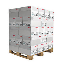Xerox; Multipurpose Color Paper, Letter Size Paper, 20 Lb, FSC;Certified, 30% Recycled, Yellow, 500 Sheets Per Ream, 10 Reams Per Case, Pallet Of 40 Cases