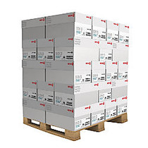 Xerox; Pastel Colored Paper, Letter Size Paper, 20-Lb, FSC;Certified, 30% Recycled, Blue, 500 Sheets Per Ream, 10 Reams Per Case, Pallet Of 40 Cases