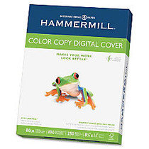Hammermill; Color Copy Paper, 8 1/2 inch; x 11 inch;, 80 Lb, Pack Of 250 Sheets