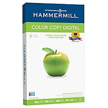 Hammermill; Color Copy Paper, 8 1/2 inch; x 14 inch;, 28 Lb, Ream Of 500 Sheets