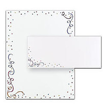 Masterpiece Studios Party Design Paper, 8 1/2 inch; x 11 inch;, Elements, Pack Of 100 Sheets