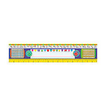 TREND Desk Toppers; Reference Name Plates, Modern, 4 3/4 inch; x 18 inch;, Grades 2-3, 36 Plates Per Pack, Set Of 3 Packs