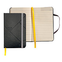 TOPS; Idea Collective Hardbound Journal, 5 1/2 inch; x 3 1/2 inch;, Black, 192 Sheets