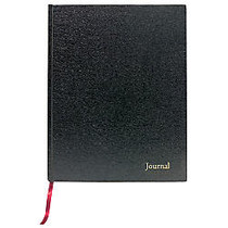TOPS; Professional Business Journal With Planning Pages, 8 1/2 inch; x 11 inch;, Legal Ruled, 80 Sheets, Black