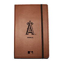 Markings by C.R. Gibson; Leatherette Journal, 6 1/4 inch; x 8 1/2 inch;, Los Angeles Angels