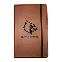Markings by C.R. Gibson; Leatherette Journal, 6 1/4 inch; x 8 1/2 inch;, Louisville Cardinals