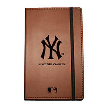 Markings by C.R. Gibson; Leatherette Journal, 6 1/4 inch; x 8 1/2 inch;, New York Yankees