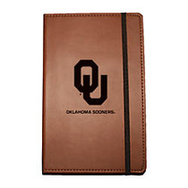 Markings by C.R. Gibson; Leatherette Journal, 6 1/4 inch; x 8 1/2 inch;, Oklahoma Sooners