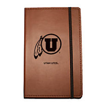 Markings by C.R. Gibson; Leatherette Journal, 6 1/4 inch; x 8 1/2 inch;, Utah Utes