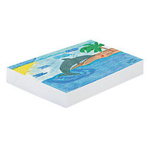 Pacon; Plain White Newsprint Paper, 18 inch; x 24 inch;, Pack Of 500 Sheets