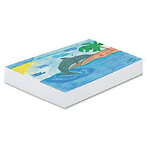 Pacon; Plain White Newsprint Paper, 9 inch; x 12 inch;, Pack Of 500 Sheets