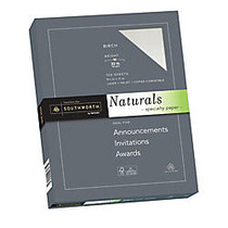 Southworth; Naturals Specialty Paper, 8 1/2 inch; x 11 inch;, 32 Lb, Birch, 100 Sheets