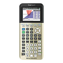 Texas Instruments; TI-84 Plus CE Color Graphing Calculator