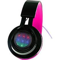 Xtreme Cables Neon Remix Light Up Headphones