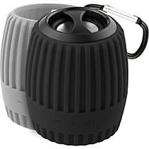 Xtreme Cables Durapod Speaker System - Portable - Battery Rechargeable - Wireless Speaker(s) - Black, Gray