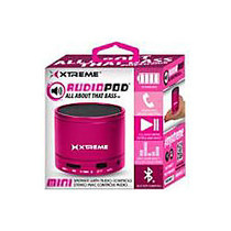 Xtreme Cables Speaker System - Portable - Wireless Speaker(s) - Pink
