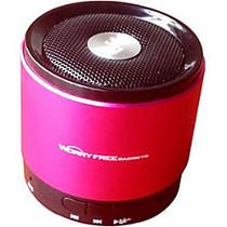 Zeepad Speaker System - Battery Rechargeable - Wireless Speaker(s) - Pink