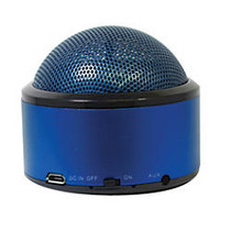 Wireless Gear™ Bluetooth; Speakers For Mobile Devices, Blue