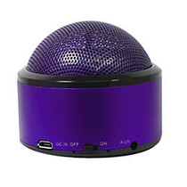 Wireless Gear™ Bluetooth; Speakers For Mobile Devices, Purple