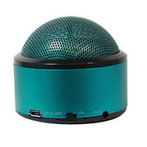 Wireless Gear™ Bluetooth; Speakers For Mobile Devices, Teal