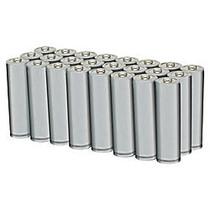 SKILCRAFT; Alkaline AA Batteries, Pack Of 12, NSN9857845