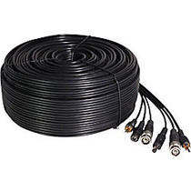 Zmodo 165ft AWG22 Premade Siamese Video + Power + Audio Cable