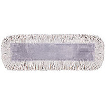 Wilen Tie-Free Disposable Dust Mop Pad, 24 inch; x 5 inch;