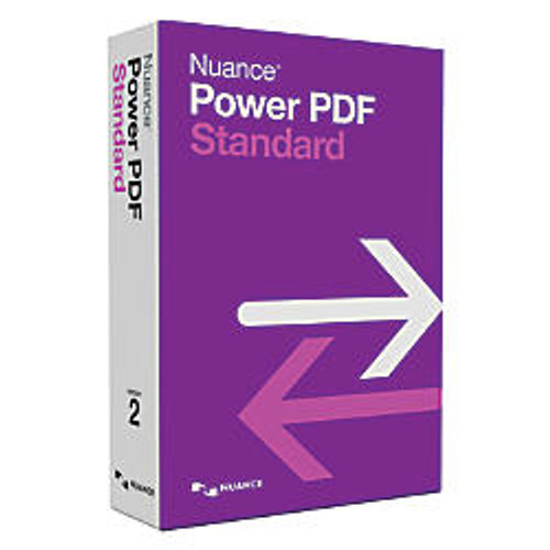 Nuance Power PDF 2.0 Standard, Traditional Disc