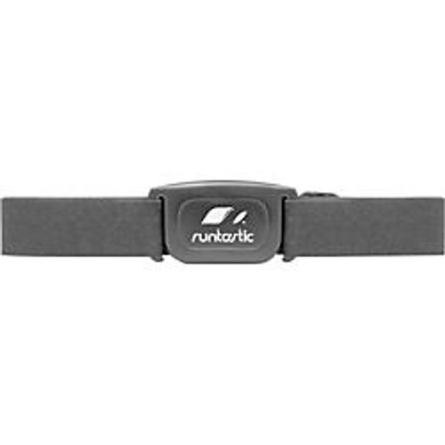Runtastic Receiver And Heart Rate Monitor, Black