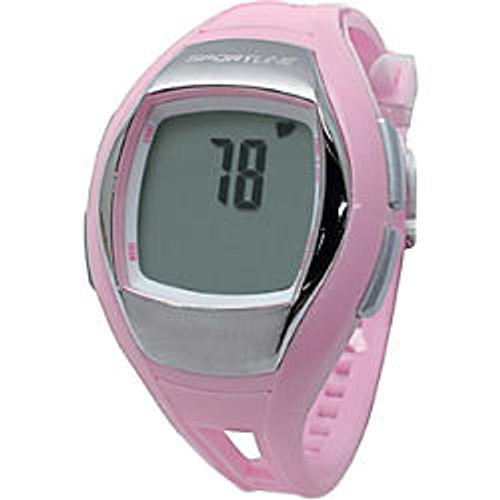 Sportline Solo 925 Women's Heart Rate Monitor, Pink, SP1184PK