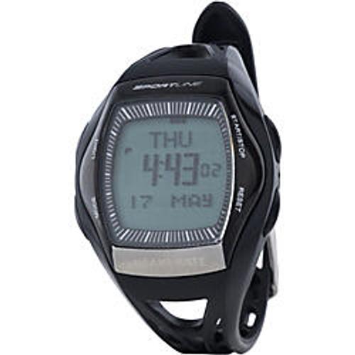 Sportline Solo 965 Women's Heart Rate Monitor, Black, SP1037BK