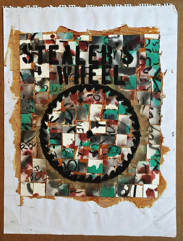 Grace Hartigan, Stealer's Wheel, ca. 1997
