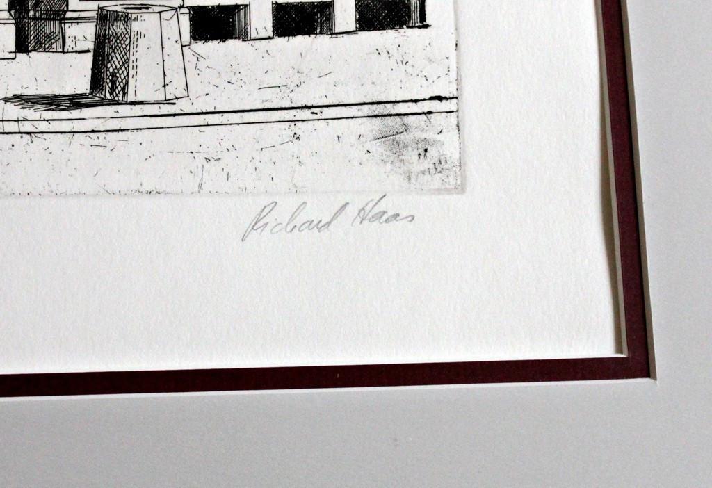 Richard Haas, Alwyn Court, 1973