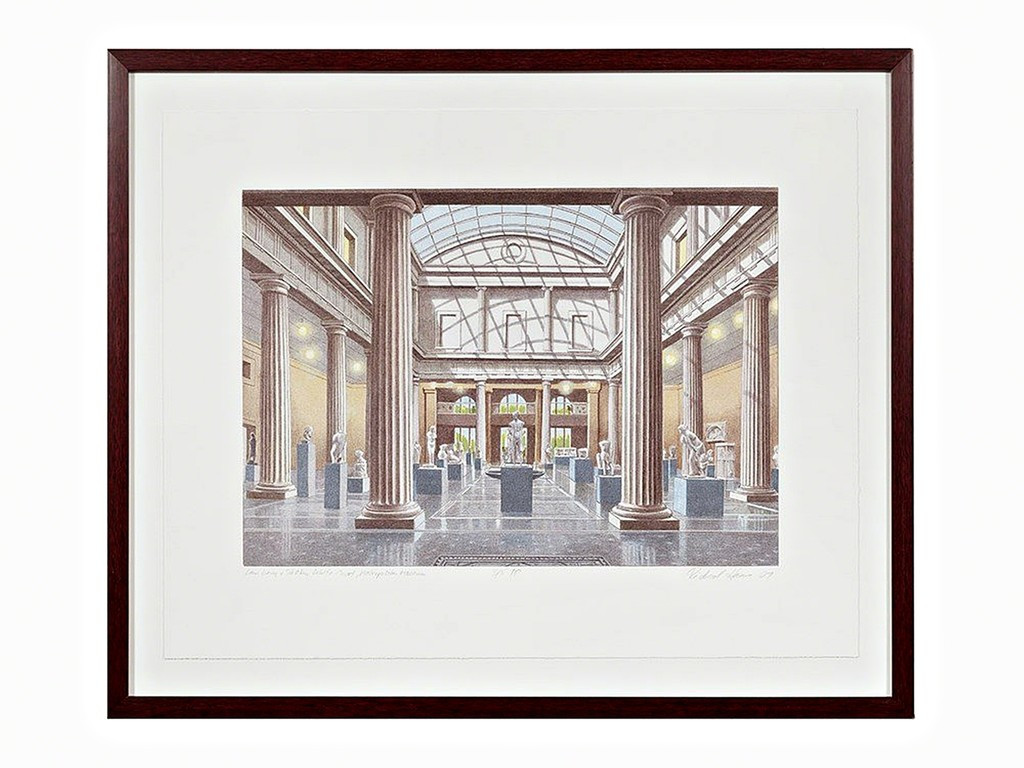 Richard Haas, Metropolitan Museum of Art, 2007