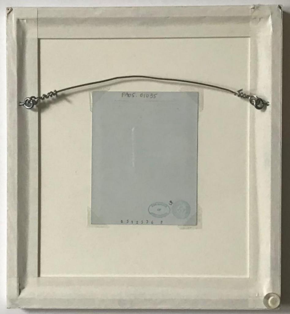 Andy Warhol, Roy Lichtenstein, 1975 (Authenticated by the Warhol Foundation)