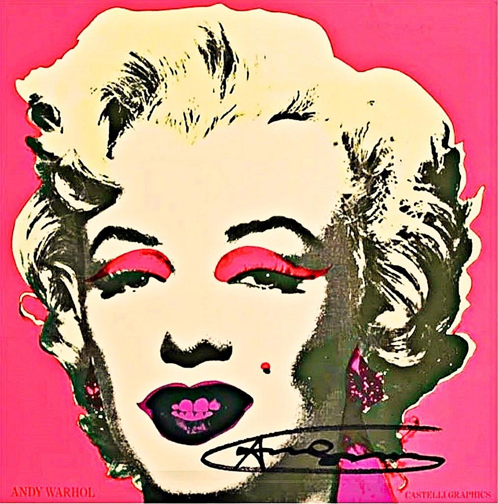 Andy Warhol, Marilyn Monroe, 1981