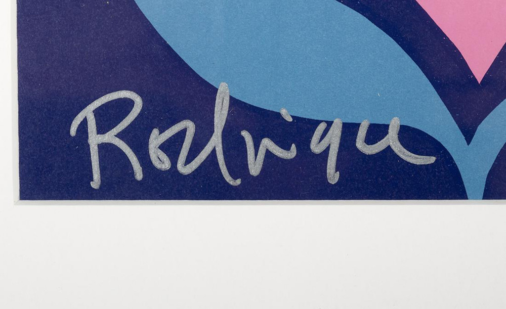 George Rodrigue, Love Me Forever,  ca. 2001