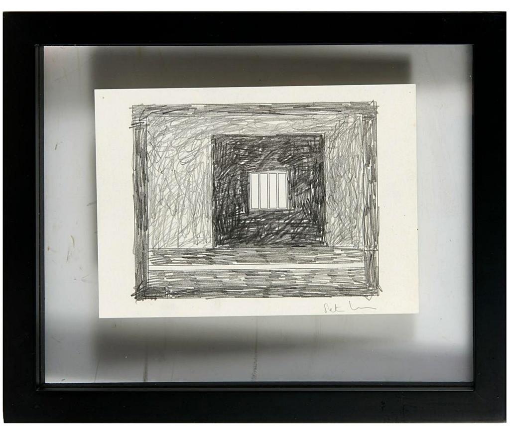 Peter Halley, Prison 30, 1995