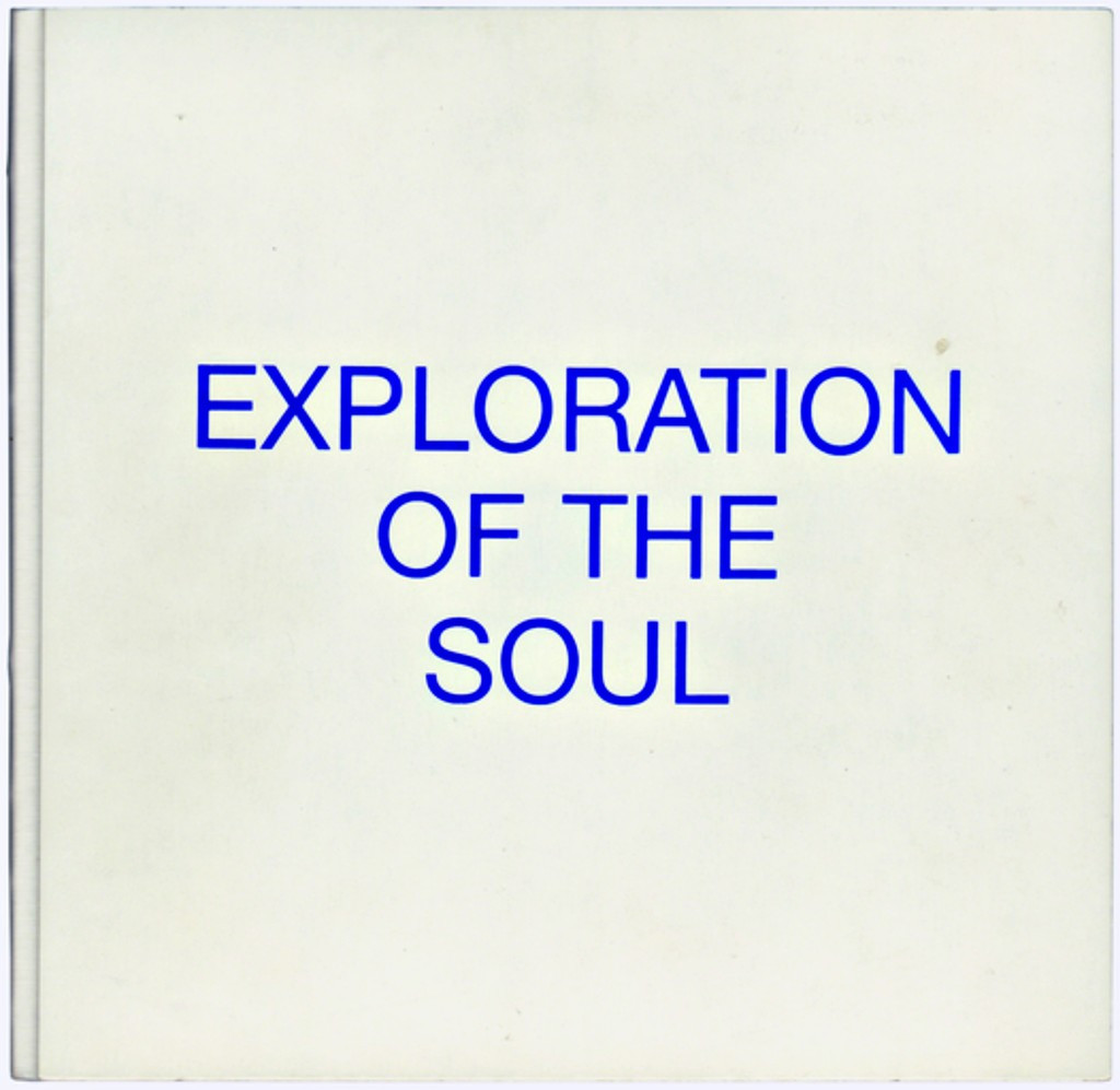 "Tracey Emin, Exploration of the Soul, from the Estate of Tim Hunt, (agent for the Andy Warhol Foundation) and collection of Tama Janowitz (bestselling author of ""Slaves of New York"" and Warhol pal), 1994"