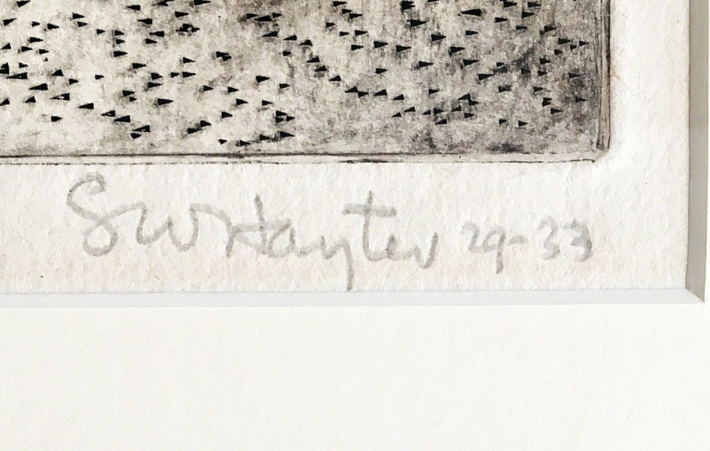 Stanley William Hayter, Torero (de-accessioned from the Denver Art Museum), 1929-1933
