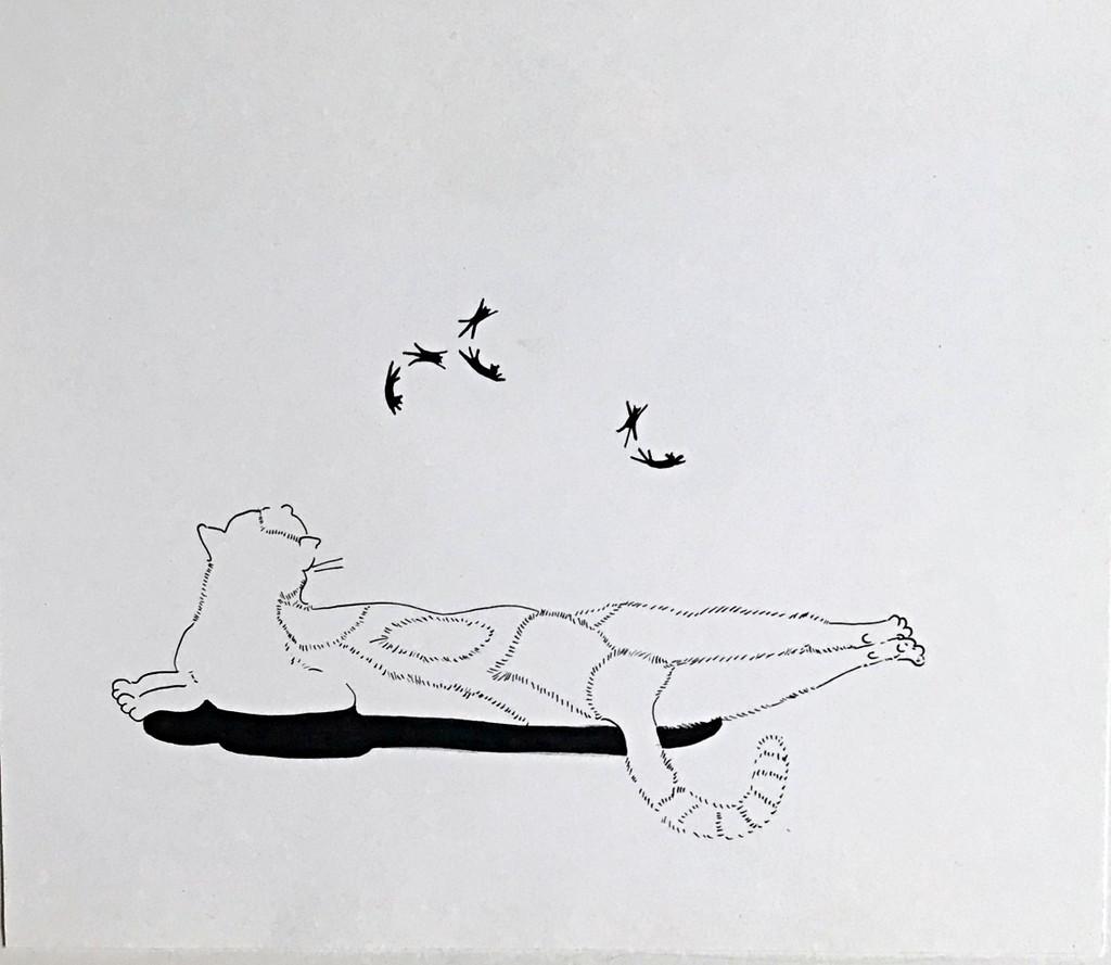 Benedicte Thoraval, Willow's Dream, 2020