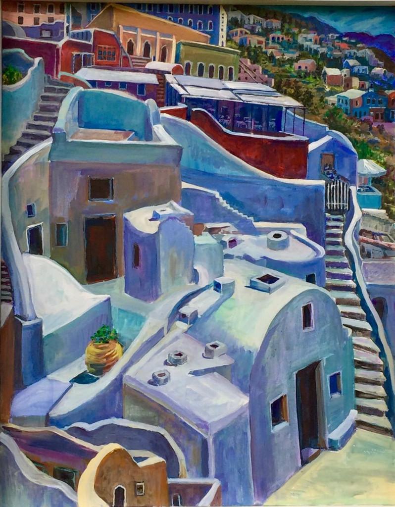 Thelma Appel, Santorini IV