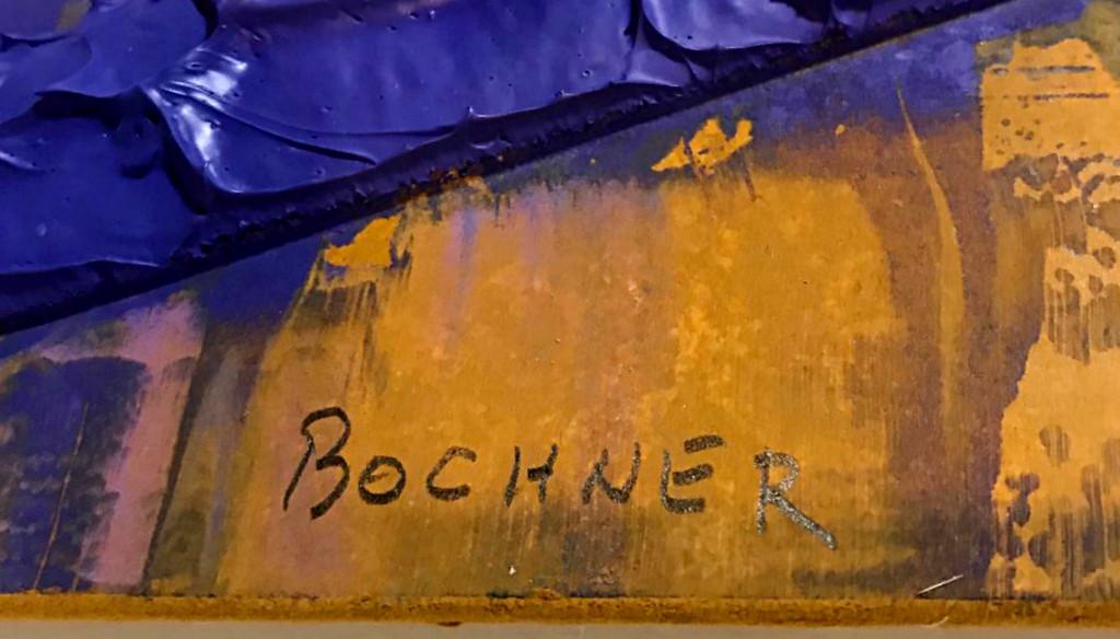 Mel Bochner, HA, HA, HA,  2020