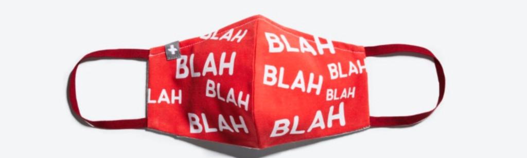Mel Bochner, Blah, Blah, Blah, 2020