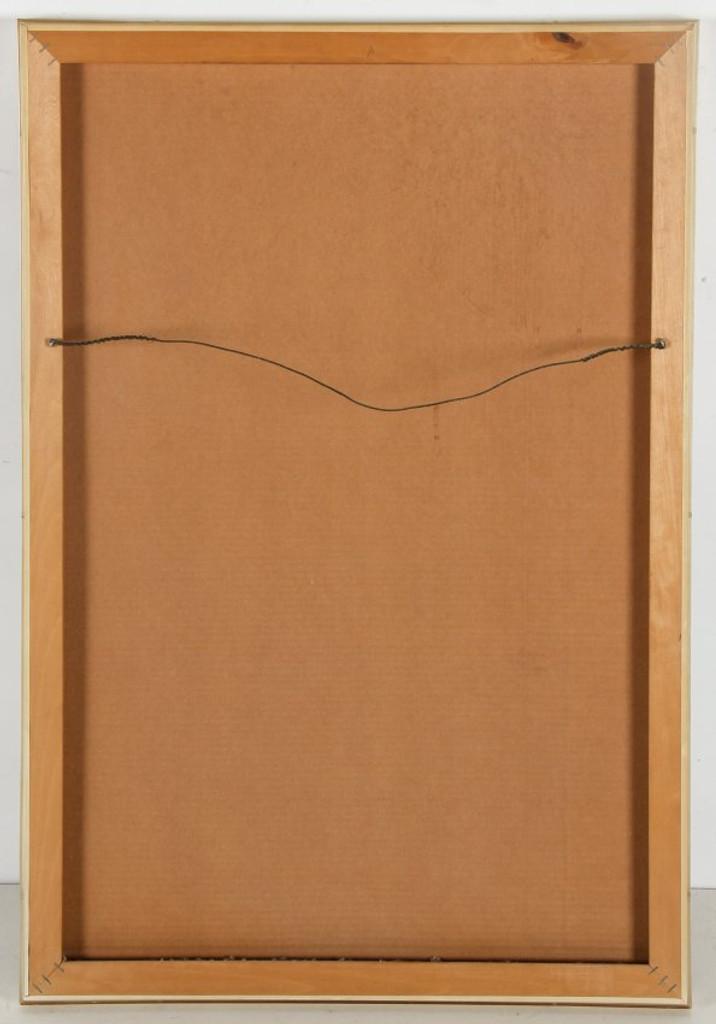 "R.B. Kitaj ""The Defect of It's Qualities"" (Georges Braque, Pablo Picasso), Screenprint, 1967-8"