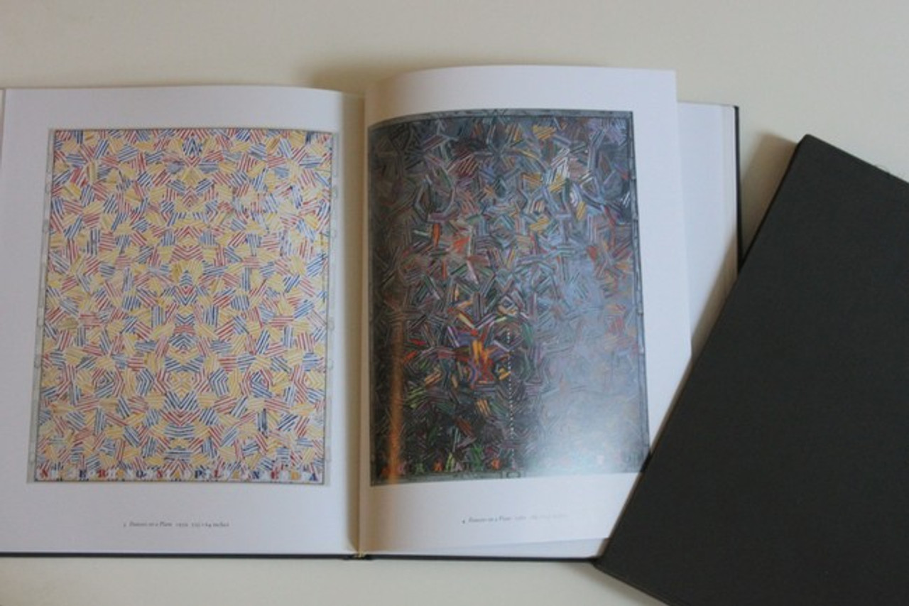 Jasper Johns Merce Cunningham John Cage Susan Sontag Rare Hand Signed &  Numbered Artist's Book with Slipcase, 1989, SIGNED by Johns, Cage, Sontag &